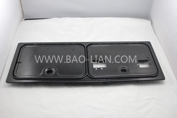 BL Double Iron Door (Double Hole)