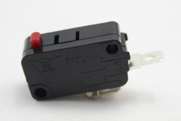 Boat-shaped Two Terminal Microswitch(thick leg/Plug-in Style)