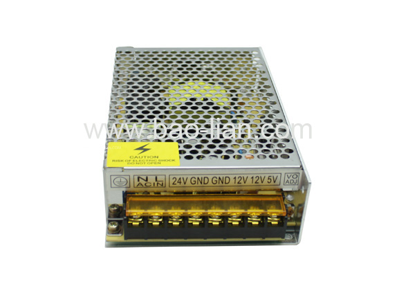 Baolian power supply 1(24-1.5A/12-7A/5-2.5A)
